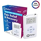ET-7070 iReliev TENS + EMS Pain Relief & Muscle Stimulator