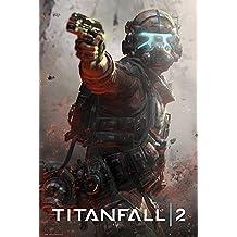 Titanfall 2 Poster - Jack (61cm x 91,5cm) + plus white fabulous protective gift tube