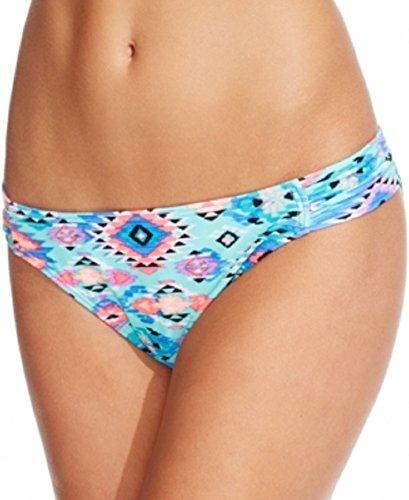 Hula Honey Printed Hipster Bikini Bottoms Women's Swimsuit Multi Medium