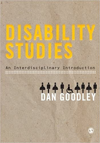 Disability studies an interdisciplinary introduction dan goodley disability studies an interdisciplinary introduction 1st edition fandeluxe Images
