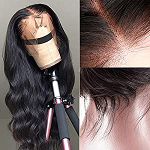 Arabella 360 Lace Frontal Wig Body Wave 20inch Lace Front Wigs Human Hair Pre Plucked With Baby Hair 360 Lace Front Wig…