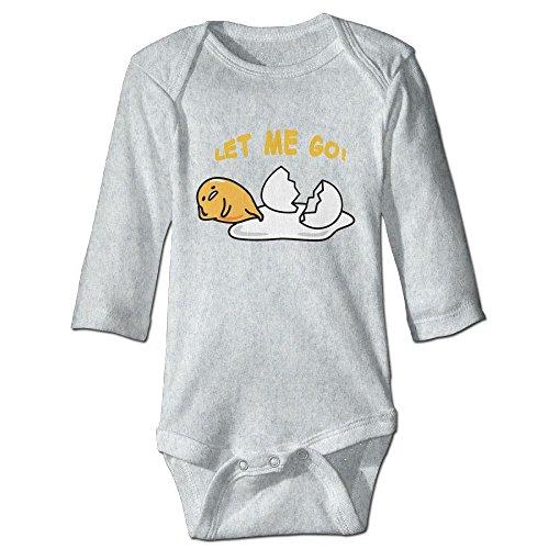 STY-LISH Lovely Lazy Egg Babe Fashion Short Sleeve Baby Clot
