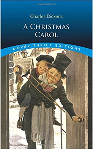 a christmas carol dover thrift editions