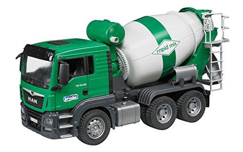 bruder cement truck - 7