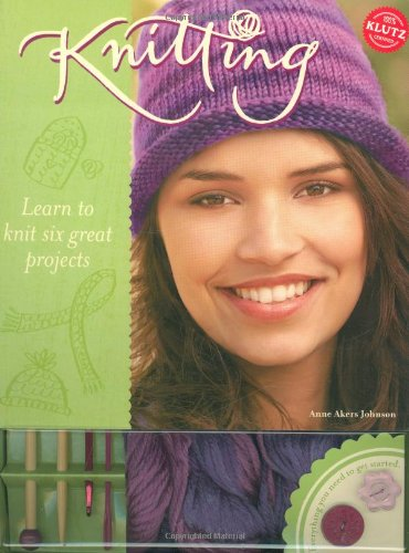 Knitting: Learn to Knit Six Great Projects (Learn Knitting)