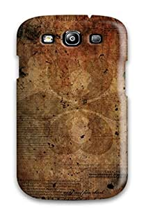 Galaxy S3 Cover Case - Eco-friendly Packaging(grunge )