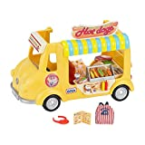 Calico Critters CC1553 Hot Dog Van Plush