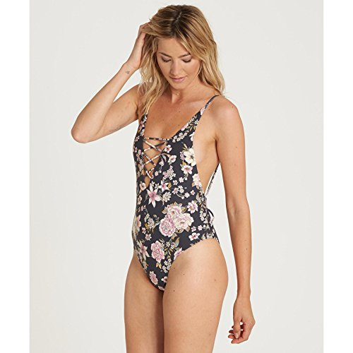 Billabong Women's Love Trip One Piece Swimsuit, Black Sands, S by Billabong (Image #1)'