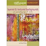 Layered Textured Backgrounds a