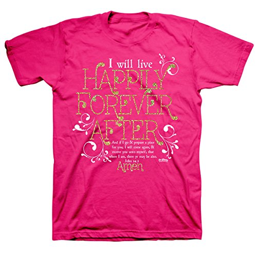 Tru Witness - Happily Forever After Christian Tee (Large)