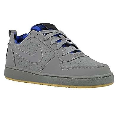 Nike 859343-001 Zapatillas de deporte , Niños, , Gris (Cool Grey / Black / Hyper Cobalt), 40 EU (6 #Adult UK Boys )