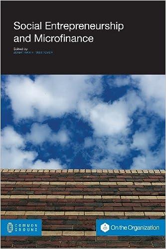 Pdf tekstbøger download Social Entrepreneurship and Microfinance in Danish ePub