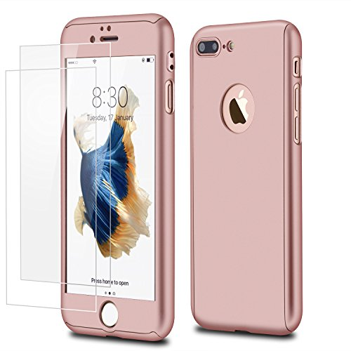 Joseche Protection Tempered Protector RoseGold product image