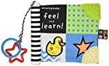 Kids Preferred Amazing Baby Feel and Learn - Soft Book