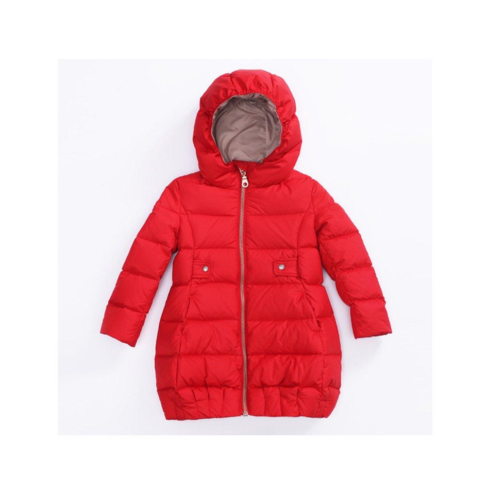 Nanny McPhee Kids Down Coat Baby Girls Warm Long Down Puffer Jacket Outwear Kids Clothing by Nanny McPhee (Image #5)