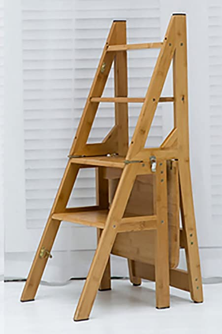 Charmant Folding Ladder Stool Step Ladder Staircase Stool Household Ladder  Multi Layer Storage Ladder Dual