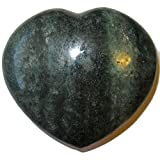 Aventurine Heart Green 53 Huge I Love You Crystal Everyday Thankful Reminder Stone Gem 4''