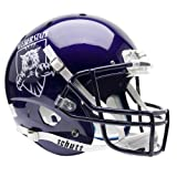 NCAA Schutt Weber State Wildcats Full Size Replica Football Helmet - Purple