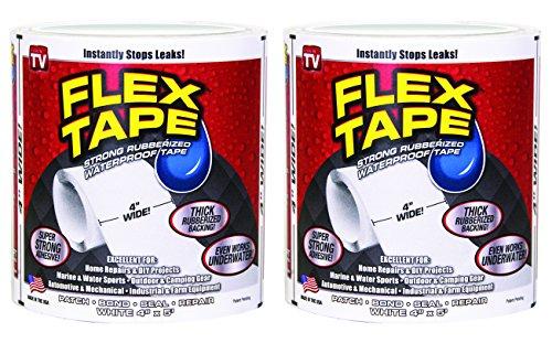 Flex Tape White 4