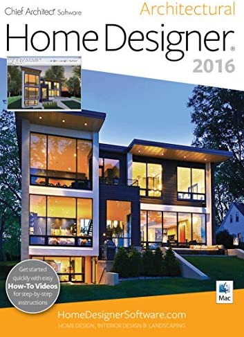Home Designer Architectural 2016 Download product image