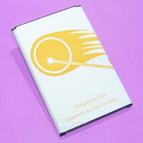 [ Samsung Galaxy Note 3 Battery ] New 4600mAh Li-ion 3.8V Rechargeable Battery for AT&T Samsung Galaxy Note 3 SM-N900A Smartphone - URS2GO
