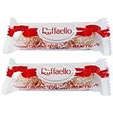 Ferrero Raffaello Coconut And Almond White Chocolate Truffles 3 Pcs (Pack Of 2)