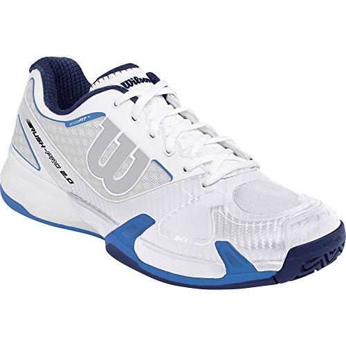 Wilson RUSH PRO 2. Scarpe da tennis da uomo UK 12EURO 471/3Scarpe Da Tennis