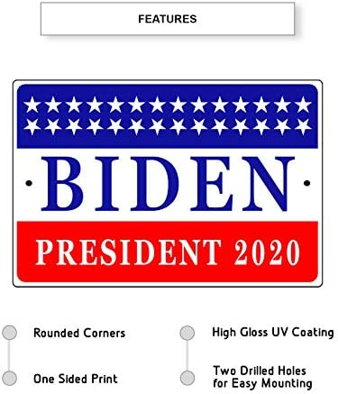 """Details about  /Trump 2020~ 12/"""" x 16/"""" Metal Sign ~ Political President Election"""