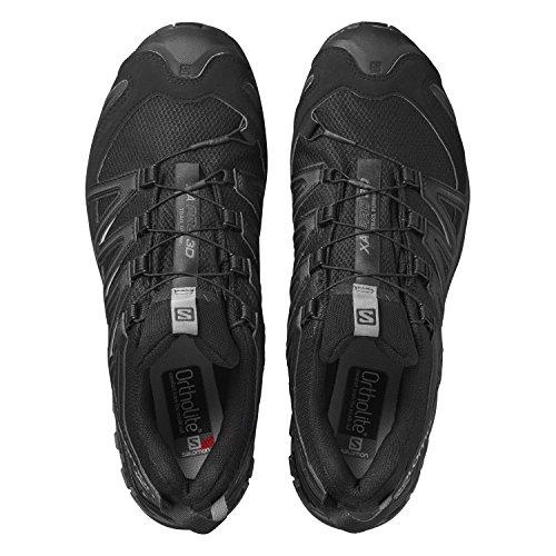 Salomon Mens Xa Pro 3d Gtx Trail Runner Nero
