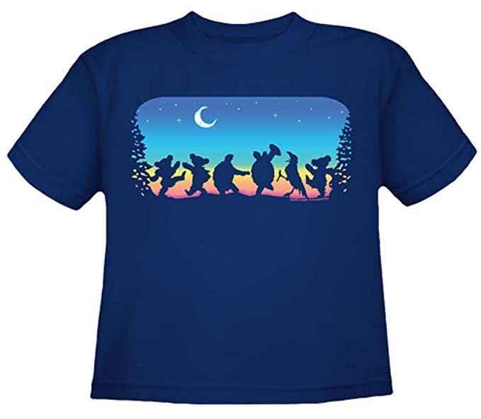 9232cef4ed0 Grateful Dead Toddler Moondance Solid T Shirt by Dye The Sky (Toddler-2T)