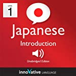 Learn Japanese with Innovative Language's Proven Language System - Level 1: Introduction to Japanese |  Innovative Language Learning