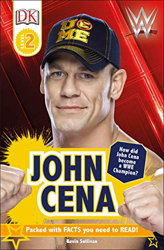 DK Reader Level 2:  WWE John Cena Second Edition (DK Readers Level 2)