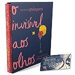 O Invisível Aos Olhos - Textos De Amor Inspirados Em O Pequeno Príncipe + Cartão Autografado