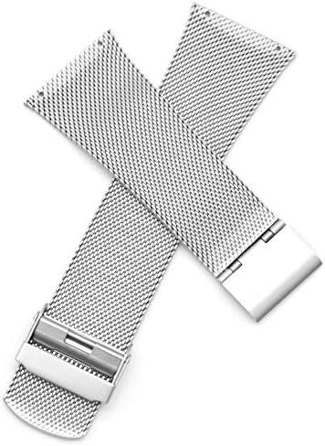 Skagenメンズ腕時計用交換用時計バンド 30mm ネジ付き