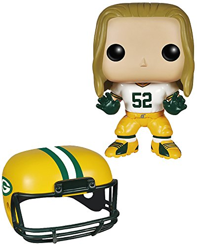 Funko POP NFL: Wave 1 - Clay Matthews Action Figures