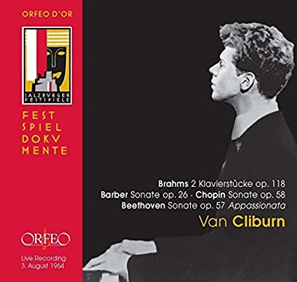Intermezzo a-Mall Op. 118 Nr 1.Ballade by Van Cliburn (2011-10-25)