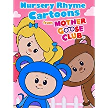 Nursery Rhyme Cartoons from Mother Goose Club