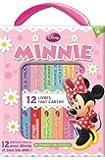12 délicieuses histoires avec Minnie et tous ses amis ! (Ma première bibliothèque)