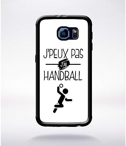 Générique Coque j'peux Pas J'Ai Handball 10 Compatible Samsung ...