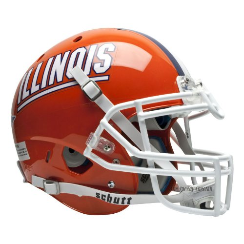 (NCAA Illinois Illini Authentic XP Football)