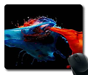 Mouse Pad Live Paint Desktop Laptop Mousepads Comfortable Office Mouse Pad Mat Cute Gaming Mouse Pad by runtopwell