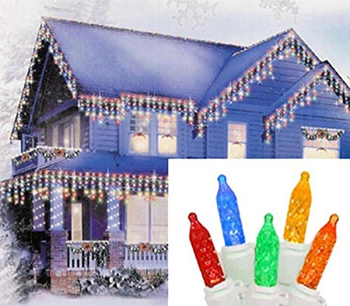Holiday Home 70 Led Star Icicle Light Set