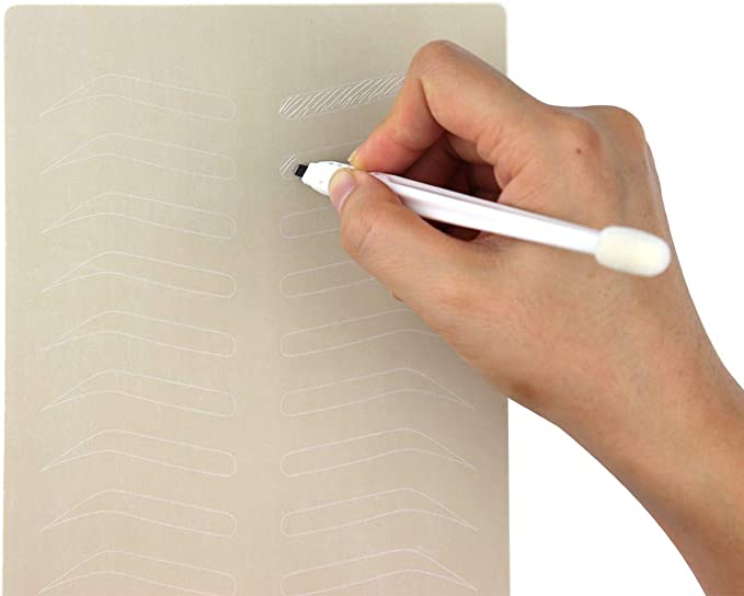 Guapa Desechable Tattoo Pen 0.16mm Microblading Maquillaje ...