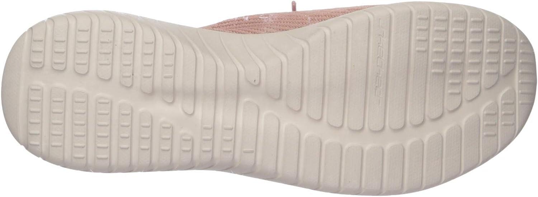 Skechers Ultra Flex 2.0-Flash Illusion, Baskets Femme Ros