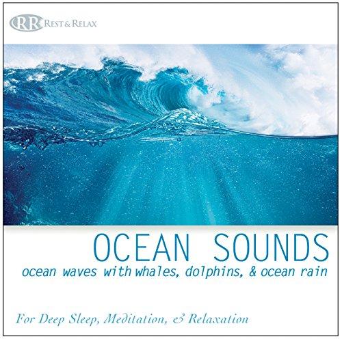 NATURE SOUNDS 8 CD Set: Ocean Waves, Forest Sounds, Thunder