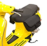 Kwik Tek ScootR Logic SLSB-2B Saddlebag, Black