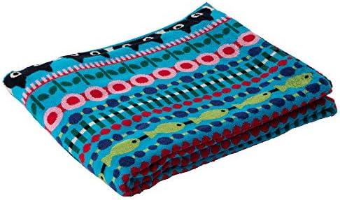 토 오 쿄 니 시카와 マタノアツコ 모 포 블루 싱글 マタノアツコ MEME 좋아하는 면 100% 볼륨 RR09800023B / Tokyo Nishikawa Matanoa tsuko Towel Ket Blue Single Matanoa Tsuko MEME Favorite Cotton 100% Volume RR09800023B