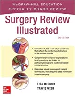 Surgery Review Illustrated, 2nd Edition Front Cover