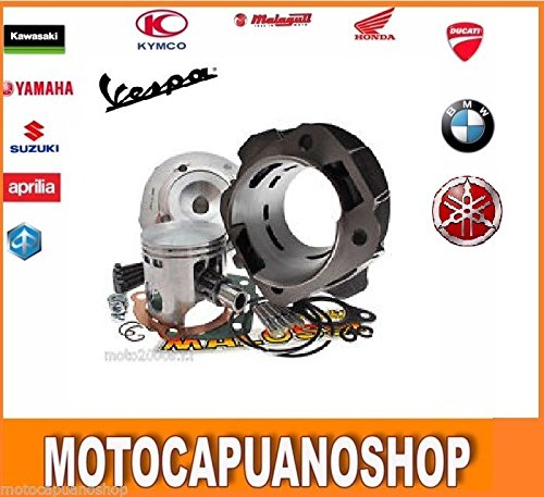 CILINDRO GRUPPO TERMICO 57, 5 MALOSSI PIAGGIO VESPA SPECIAL APE 50 115cc 318694 MotoCapuano 351554720502
