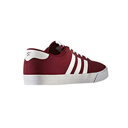 adidas VS SKATE - Zapatillas skate para Hombre, Rojo - (BURUNI/FTWBLA/NEGBAS) 40